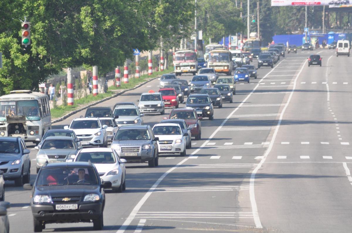 Аналитики рассказали, что пробок в сентябре в Нижнем Новгороде ждать не стоит