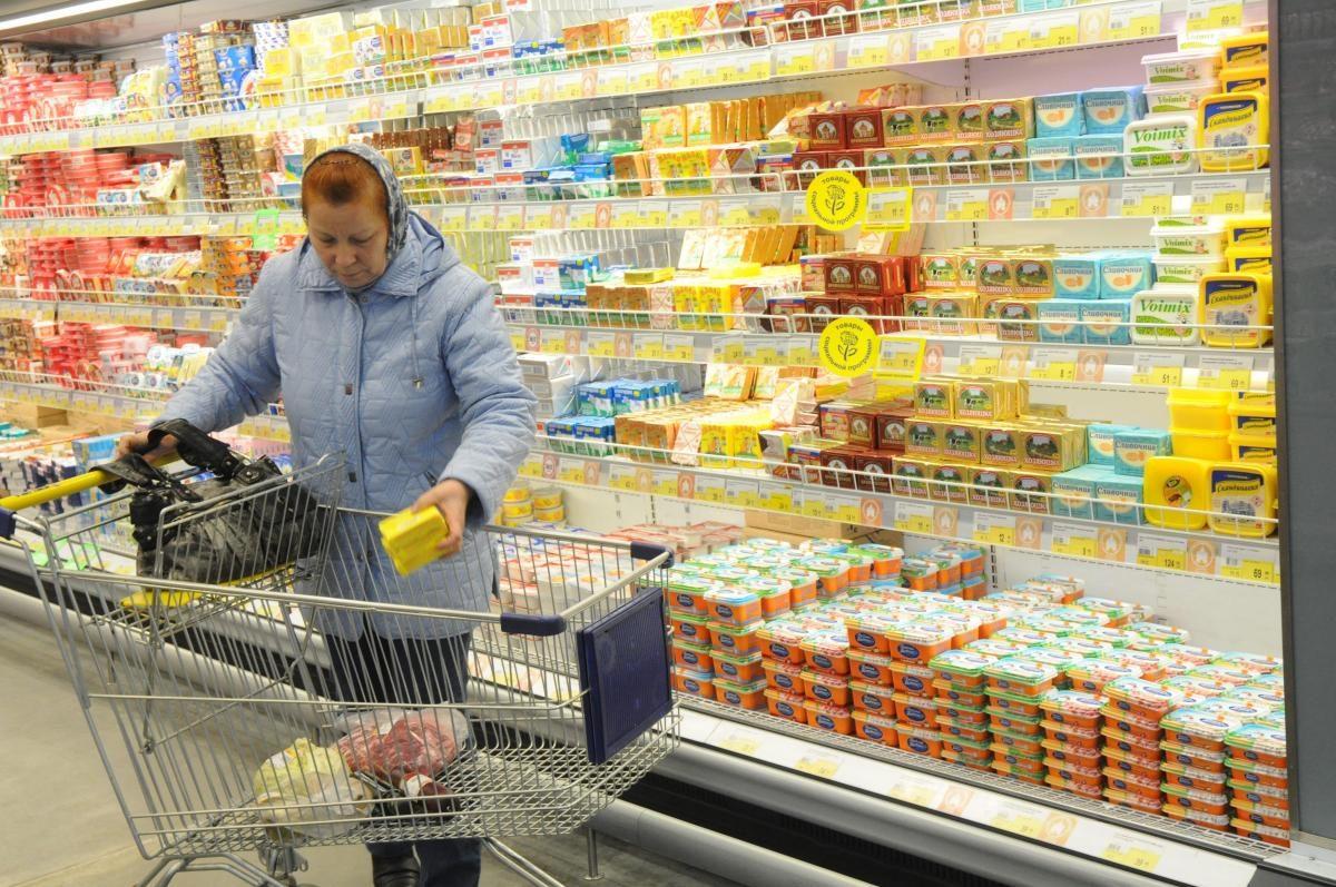 Некачественное сливочное масло обнаружили на прилавках нижегородских магазинов