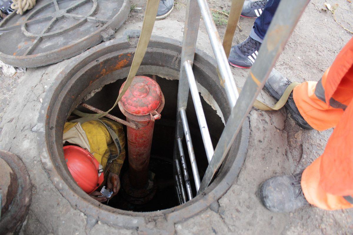 25 нижегородцев нелегально подключились к водоразборной колонке и в результате остались без воды