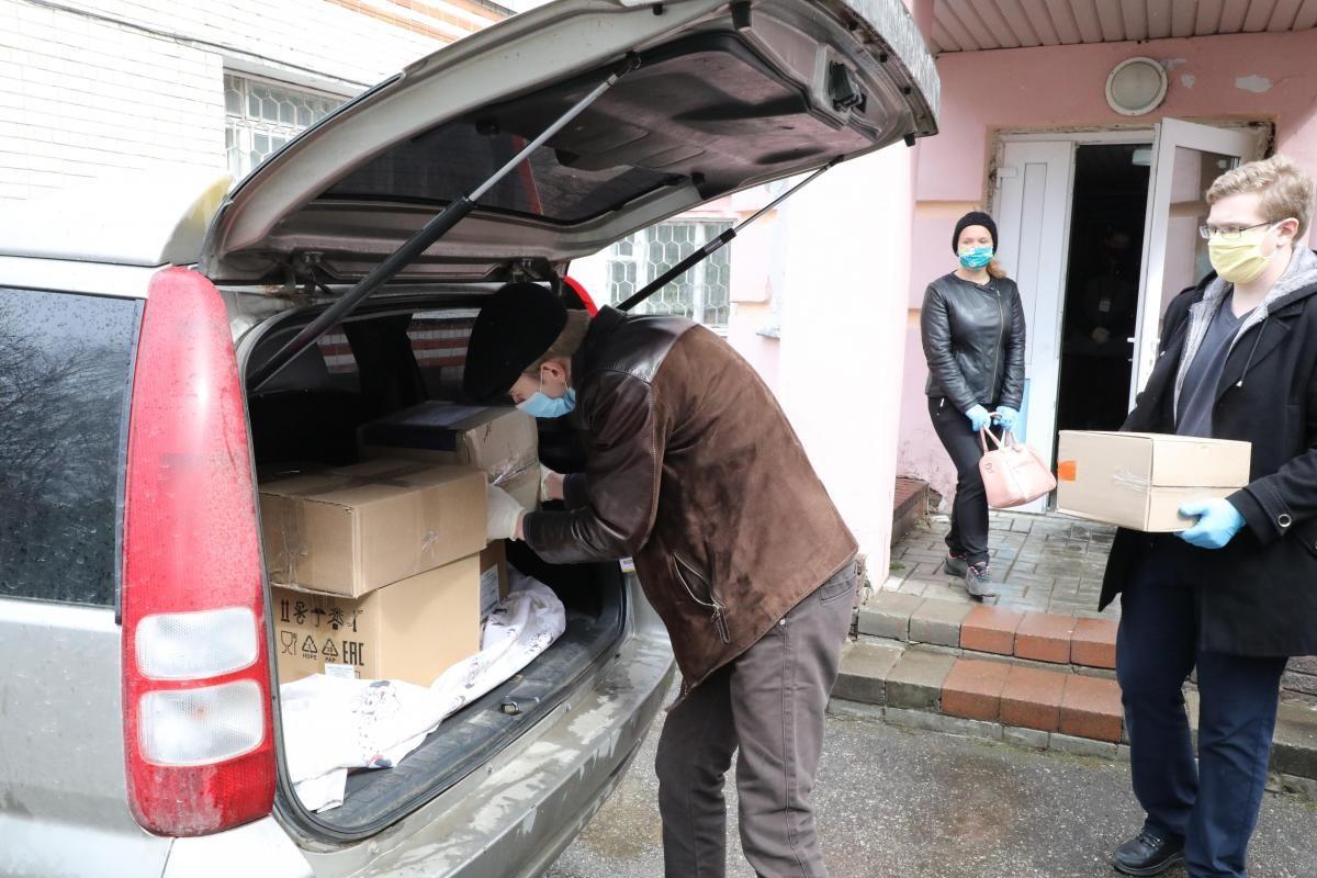 Нижегородские «Волонтеры Победы» рассказали о помощи нуждающимся в период пандемии коронавируса