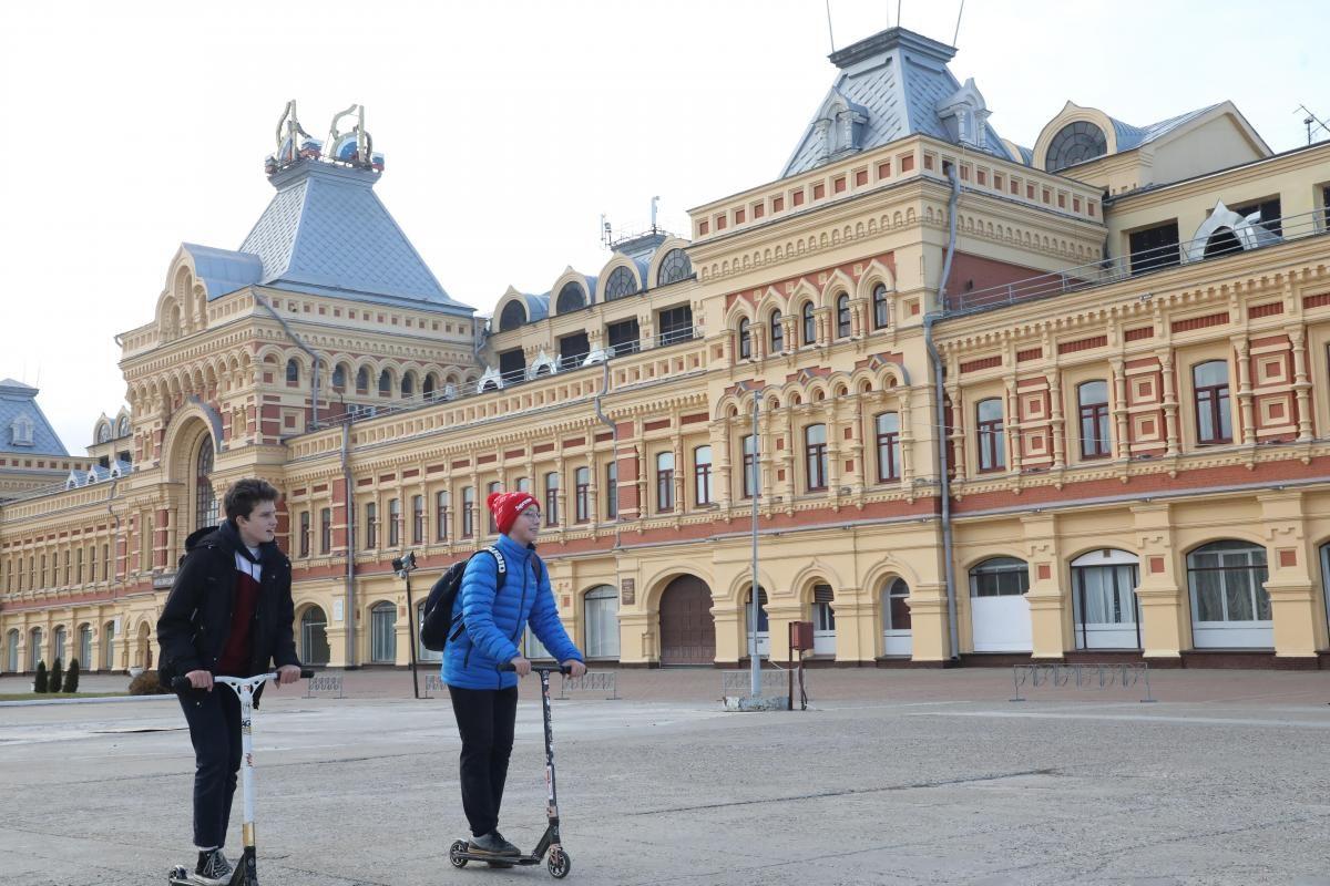 Уникальная экскурсия по Нижегородской ярмарке пройдет 23 февраля