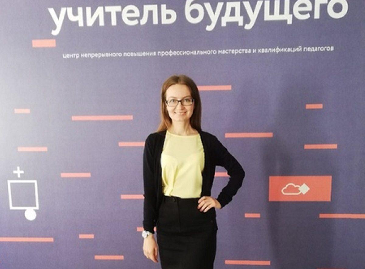 Школьница из Заволжья помогла учительнице пообщаться с министром просвещения Сергеем Кравцовым