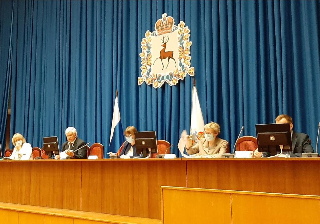 Глеб Никитин: «Вопрос обеспечения жильем детей-сирот необходимо держать напостоянном контроле»