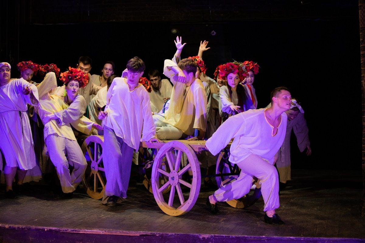 Церемония вручения наград победителям V фестиваля-конкурса театральных коллективов «КОНТРАМАРКА 2020 ONLINE» состоится в Нижнем Новгороде