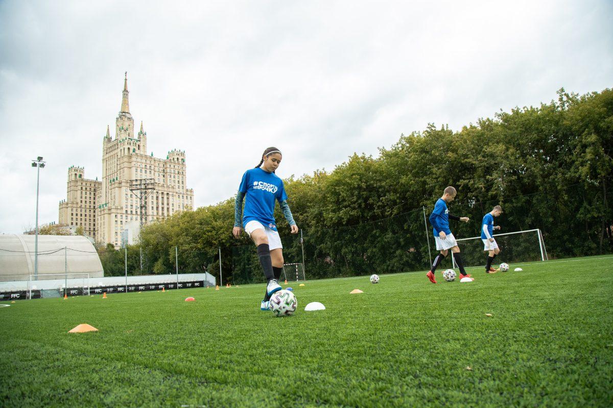 Юные спортсмены из Нижегородской области стали победителями Всероссийского конкурса от PepsiCo и Пятёрочки