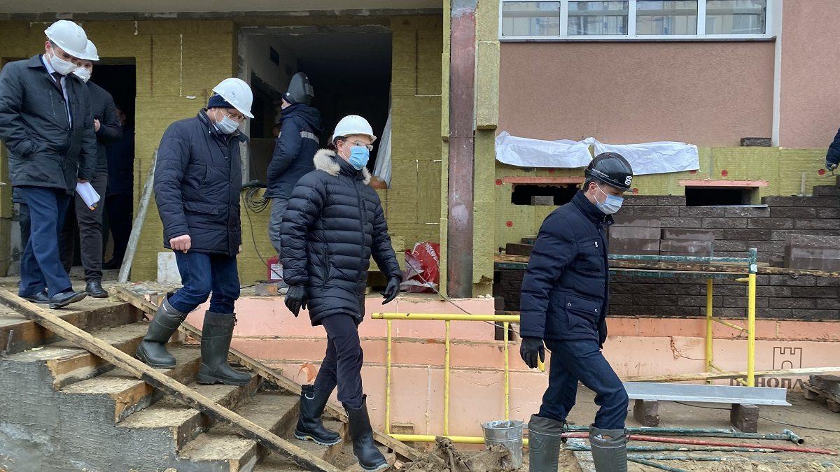 Подрядчик планирует сдать вэксплуатацию дома №14 и №15 вЖК «Новинки Smart City» вконце ноября