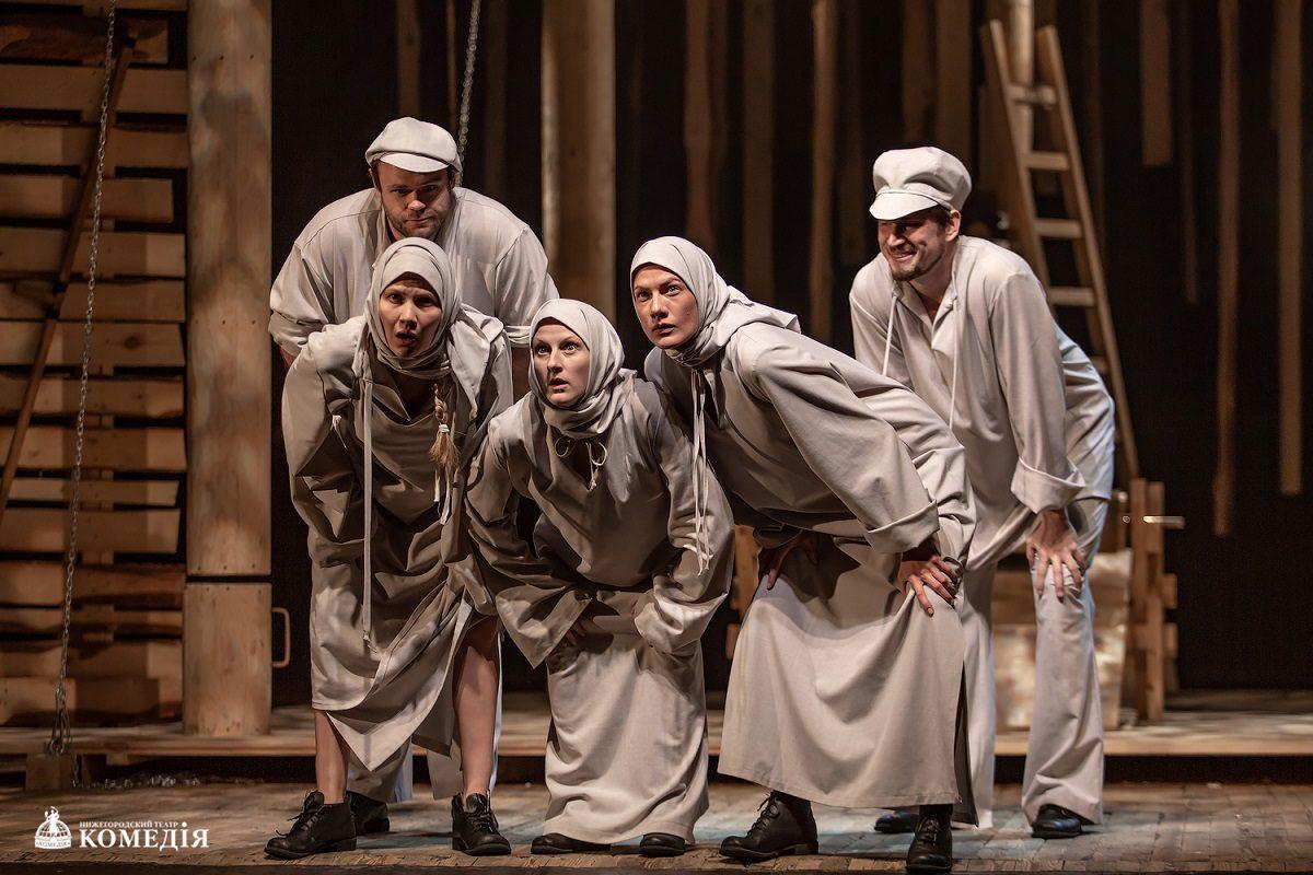 Нижегородский театр «Комедiя» сдвинул дату открытия на декабрь