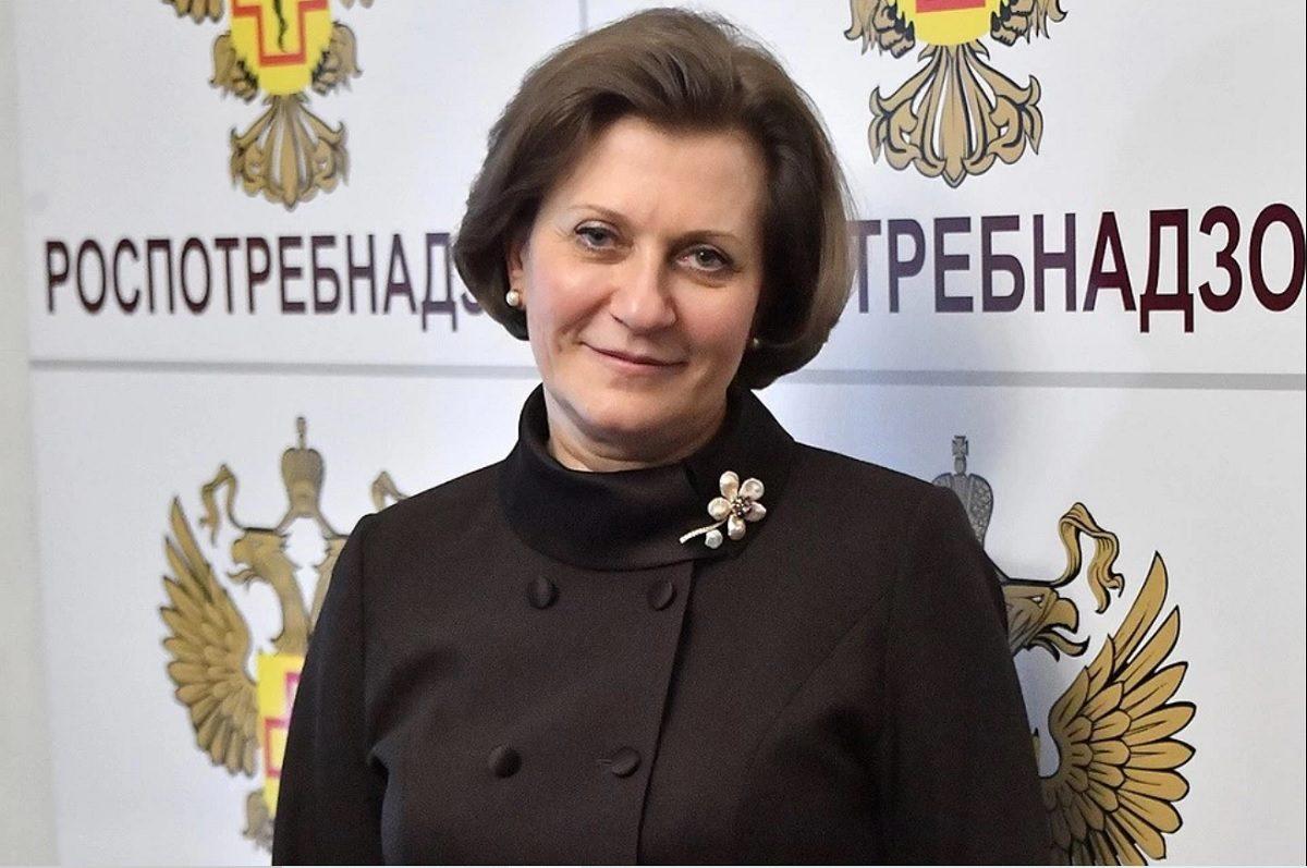 Анна Попова: «Надеемся, что спад заболеваемости произойдёт раньше тёплой весны»