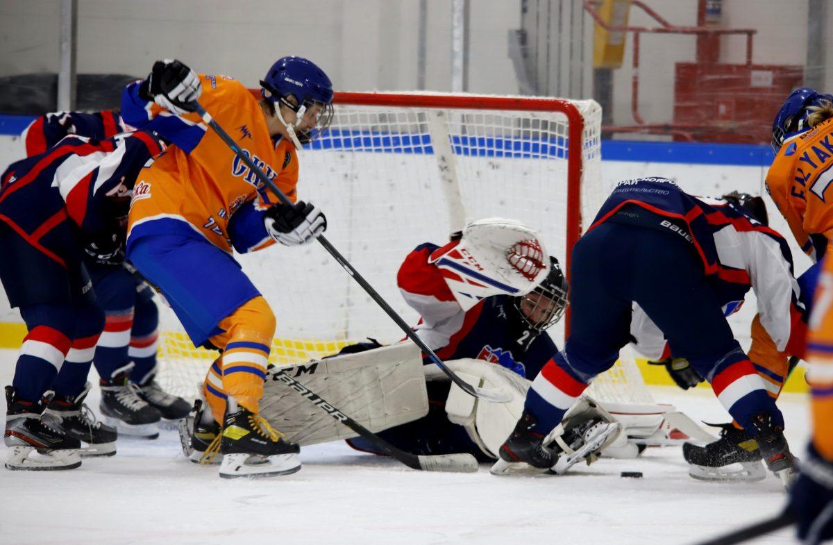 Нижегородский «СКИФ» потерпел обидное поражение в Красноярске