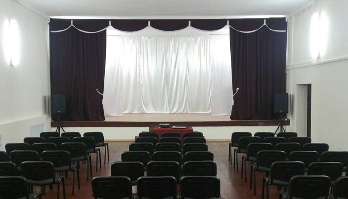 ВДальнеконстантиновском районе завершился ремонт сельского дома культуры