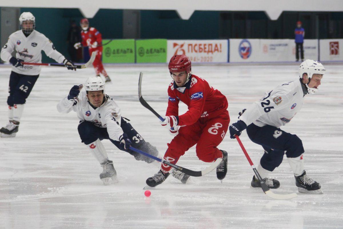 Нижегородский «Старт» с разгромным счётом уступил «Енисею»