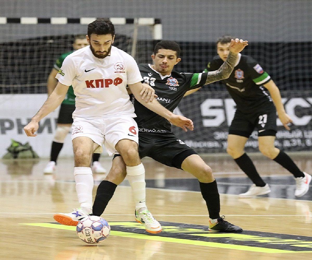 Фантастическую победу одержало нижегородское «Торпедо» над лучшим мини-футбольным клубом страны