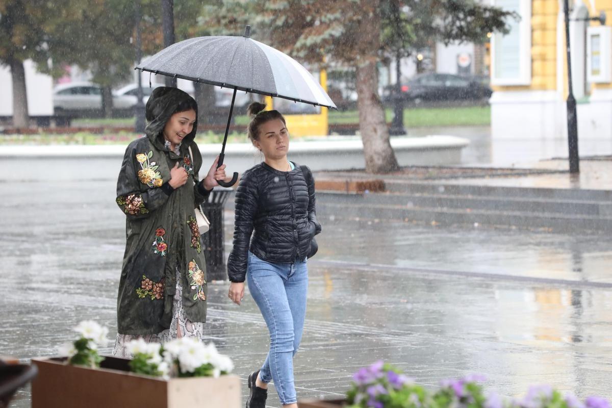 Без осадков не обойдётся: нижегородцам рассказали о погоде на майские праздники