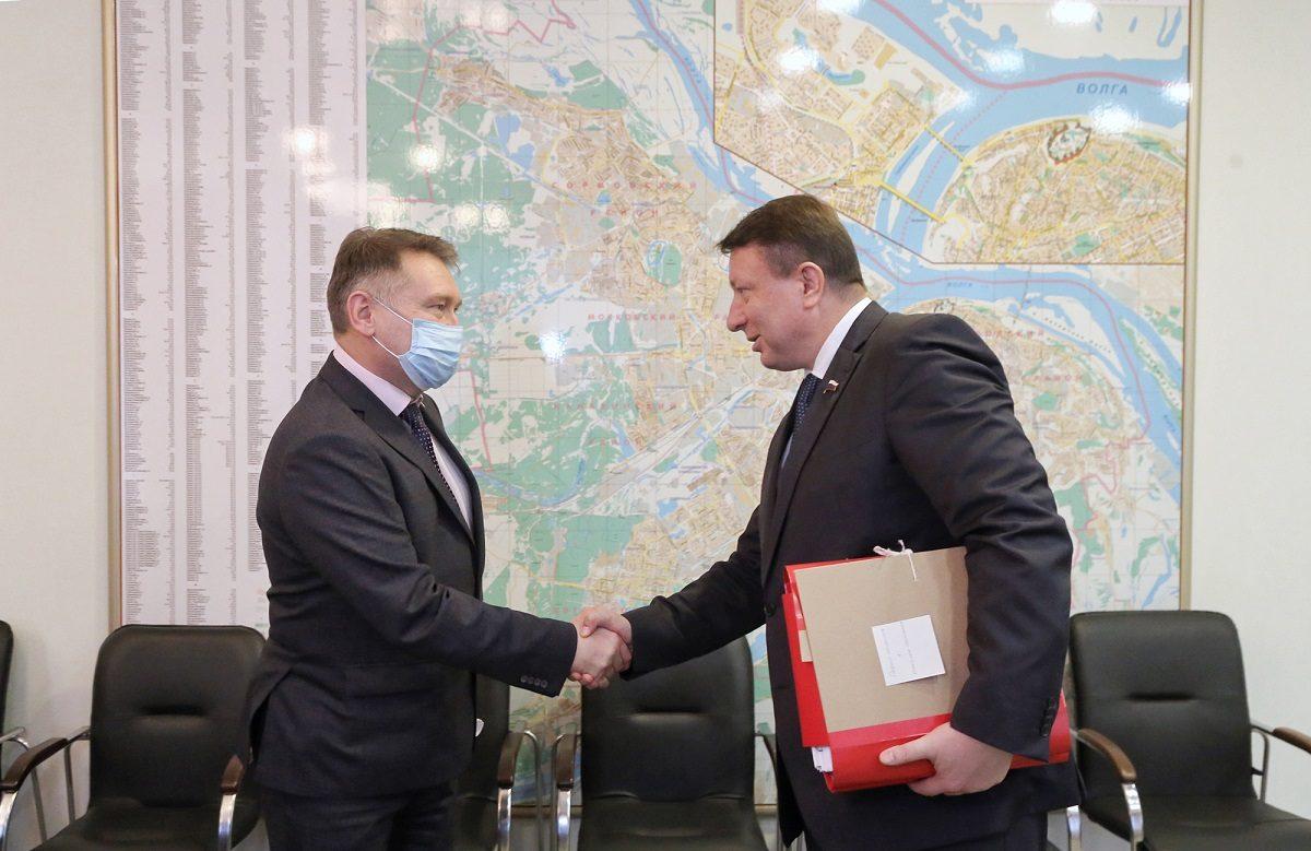 Бюджет Нижнего Новгорода на 2021 год спланирован с дефицитом