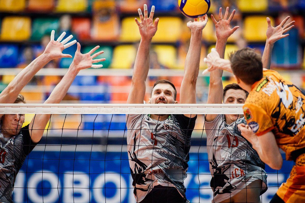 Волейболисты нижегородской АСК потерпели четвёртое поражение подряд