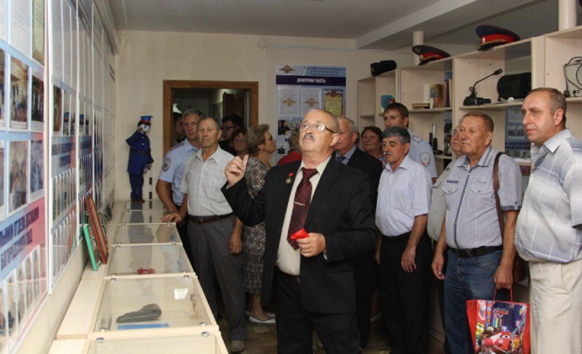 Бывший полицейский из Богородска собрал уникальную экспозицию по истории своего района