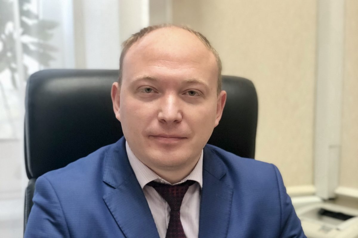 Максим Ребров стал руководителем аппарата Заксобрания Нижегородской области