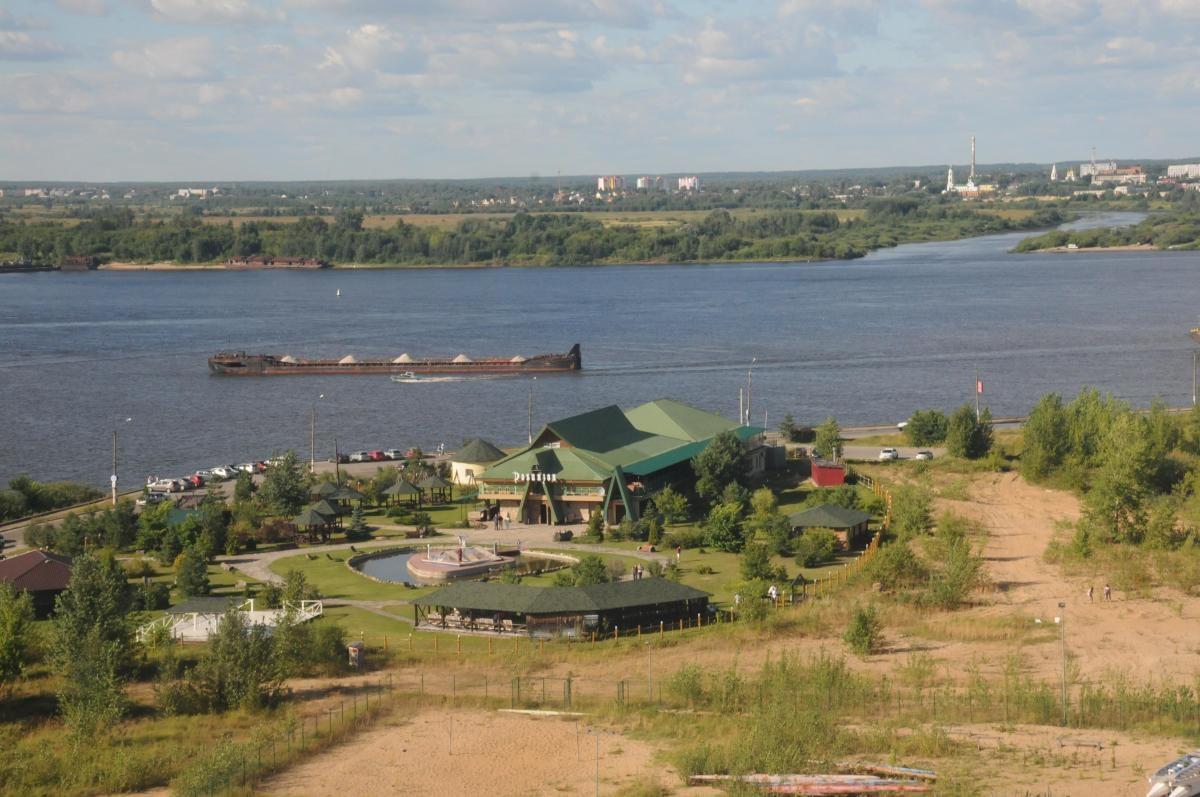 Набережную Гребного канала благоустроят к 800-летию Нижнего Новгорода