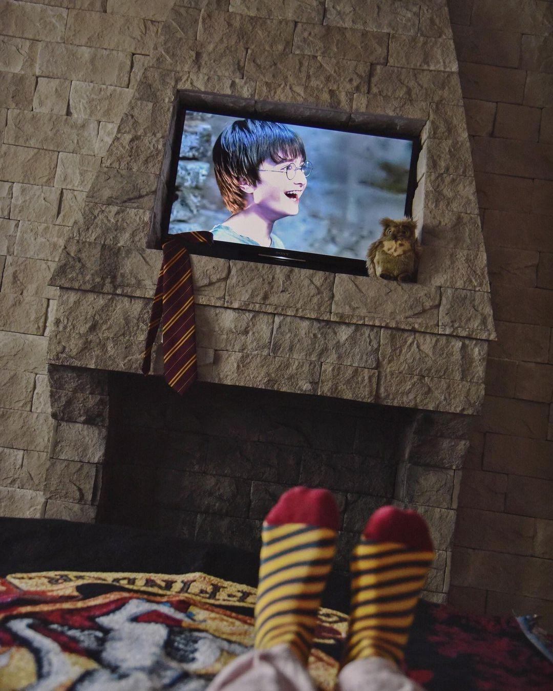 Надия Мещерова Гарри Поттер 1