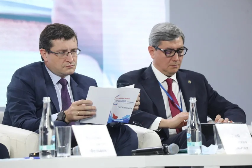 Глеб Никитин вошел в ТОП-10 самых цитируемых губернаторов-блогеров