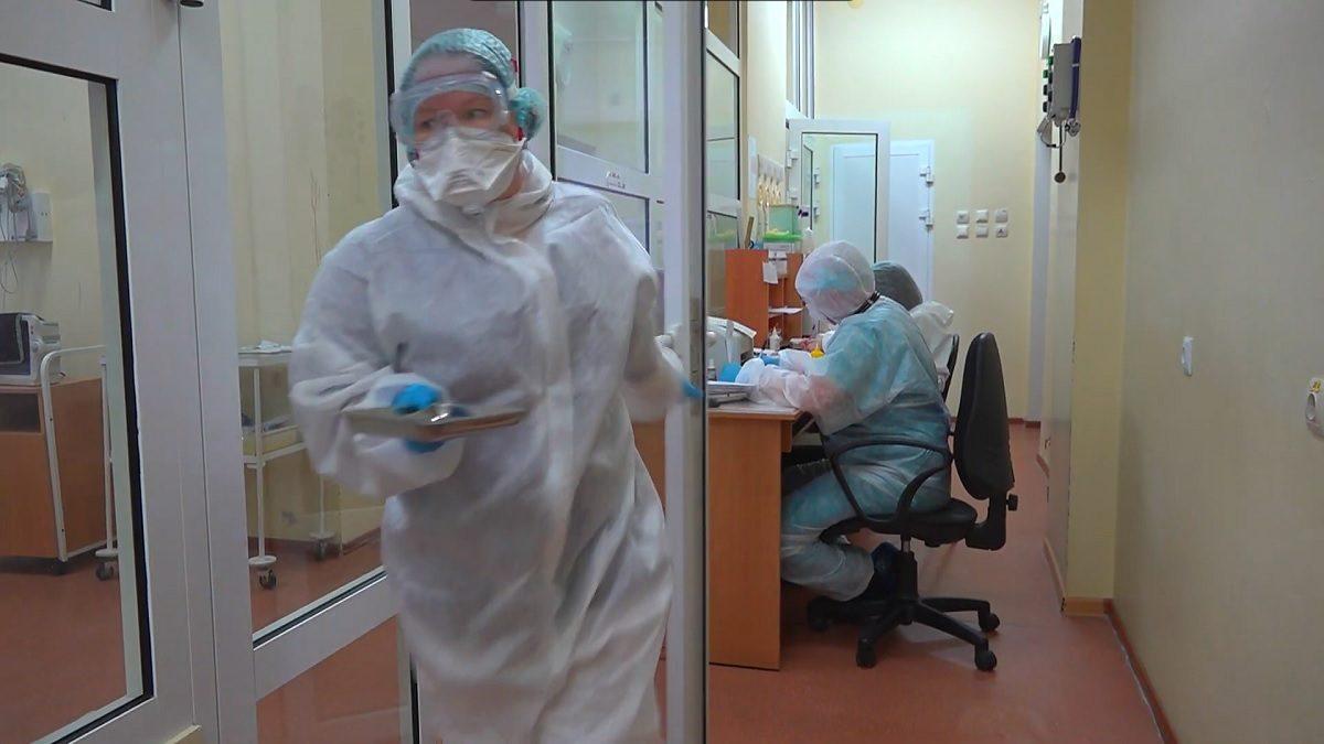 Видео дня: нижегородские волонтёры записали гимн врачам, борющимся с коронавирусом