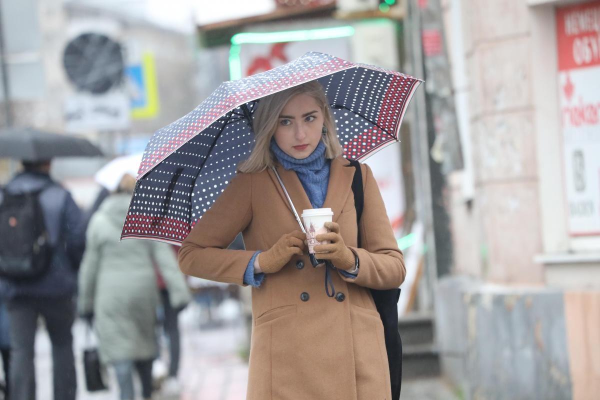 Дожди и ветер придут в Нижегородскую область на новой рабочей неделе