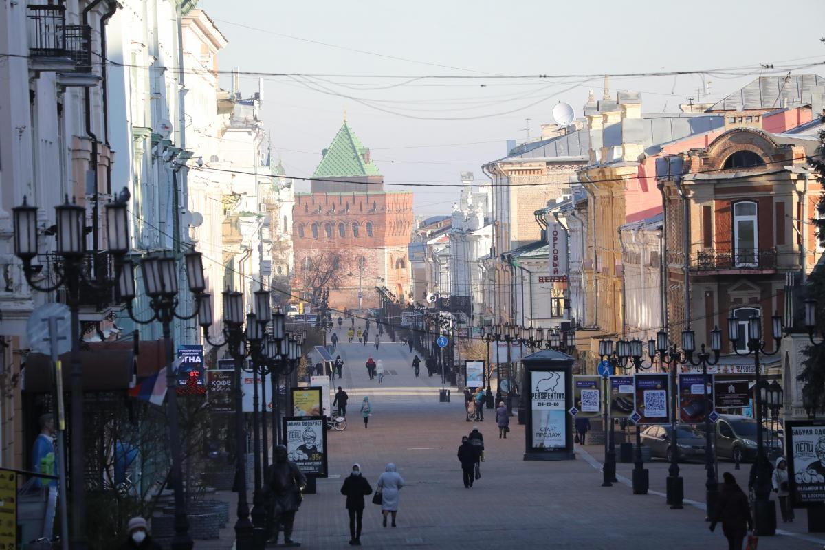 В16 районах Нижегородской области засутки невыявлено новых случаев заражения коронавирусом