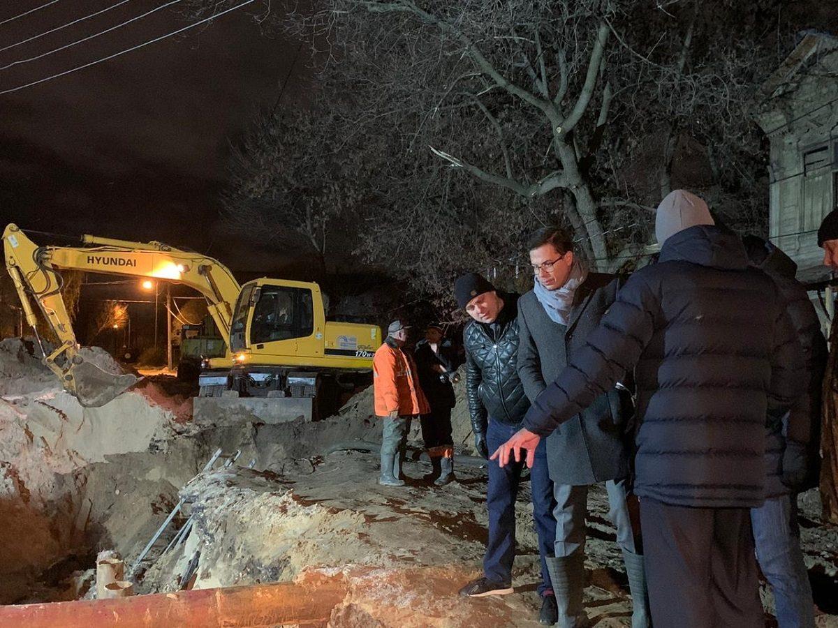 Глеб Никитин: «Водоснабжение Автозаводского района удалось восстановить вмаксимально короткие сроки»