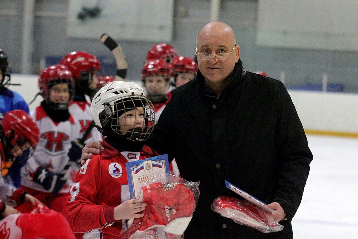 Вячеслав Рябов переизбран на пост президента Федерации хоккея с мячом Нижегородской области