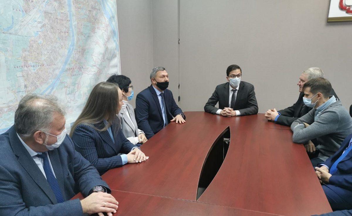 Виталий Ковалев стал директором департамента дорожного хозяйства Нижнего Новгорода