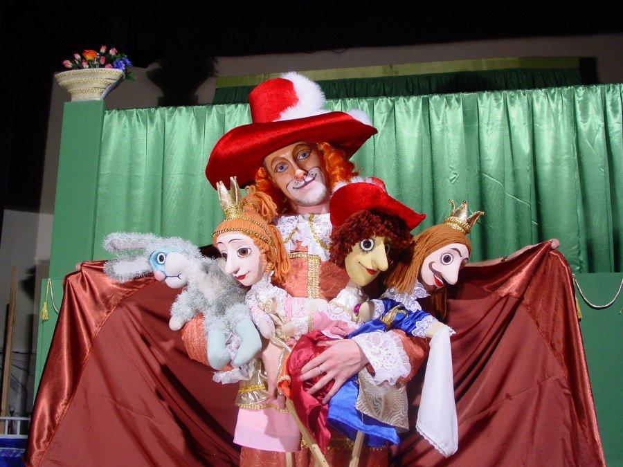 Кукольный театр из Кирова выступит в Нижнем Новгороде