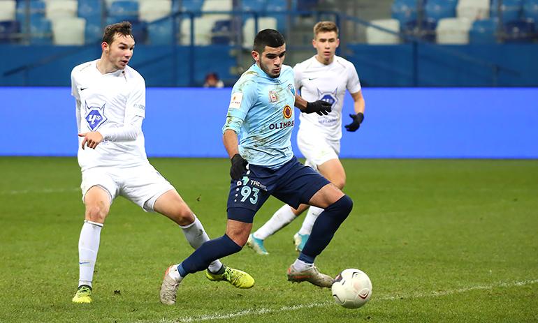 ФК «Нижний Новгород» завершил первый круг первенства ФНЛ на первом месте