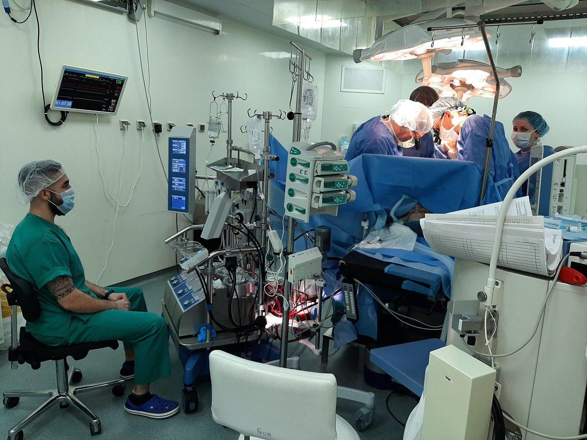 Пациент, которому вмарте 2020 года пересадили донорское сердце, возвращается кработе