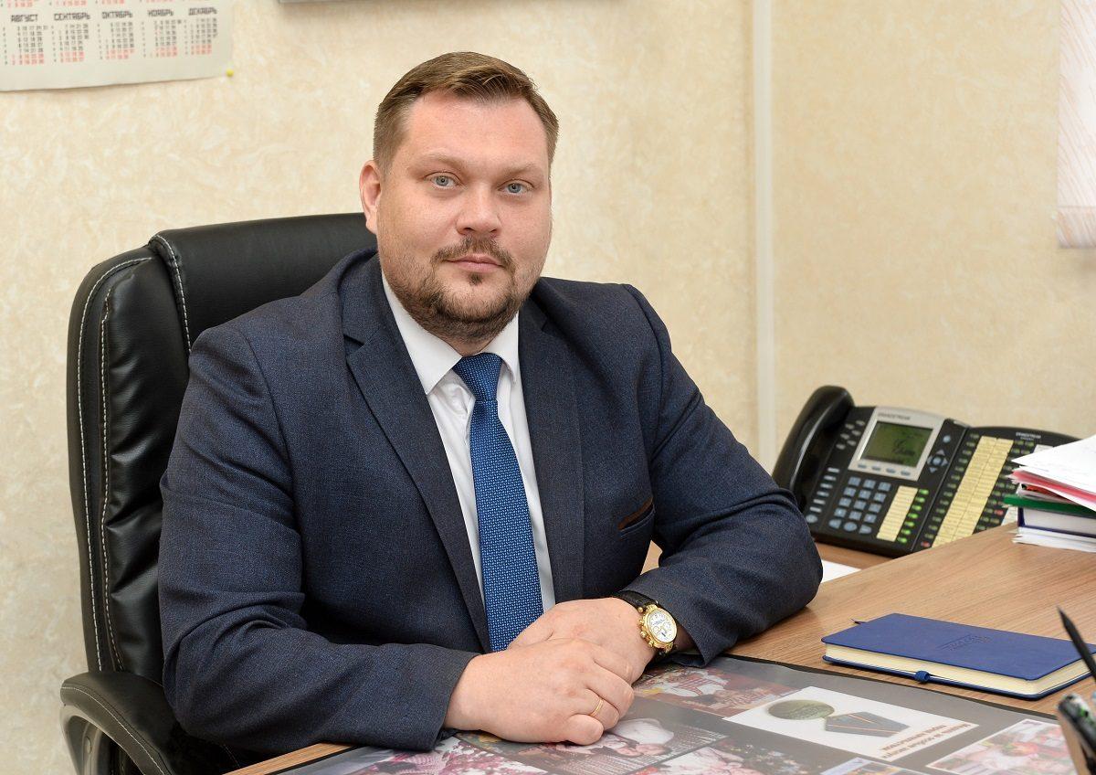 Константина Аргентова избрали заместителем председателя гордумы Арзамаса