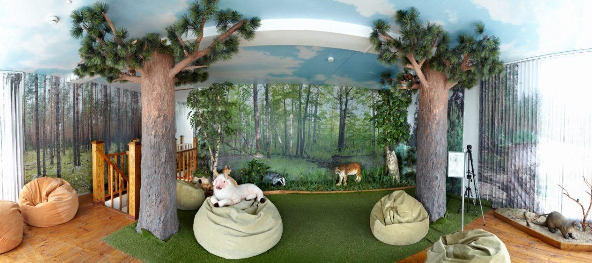 Лучший визит-центр «Заповедной России» находится в Керженском заповеднике