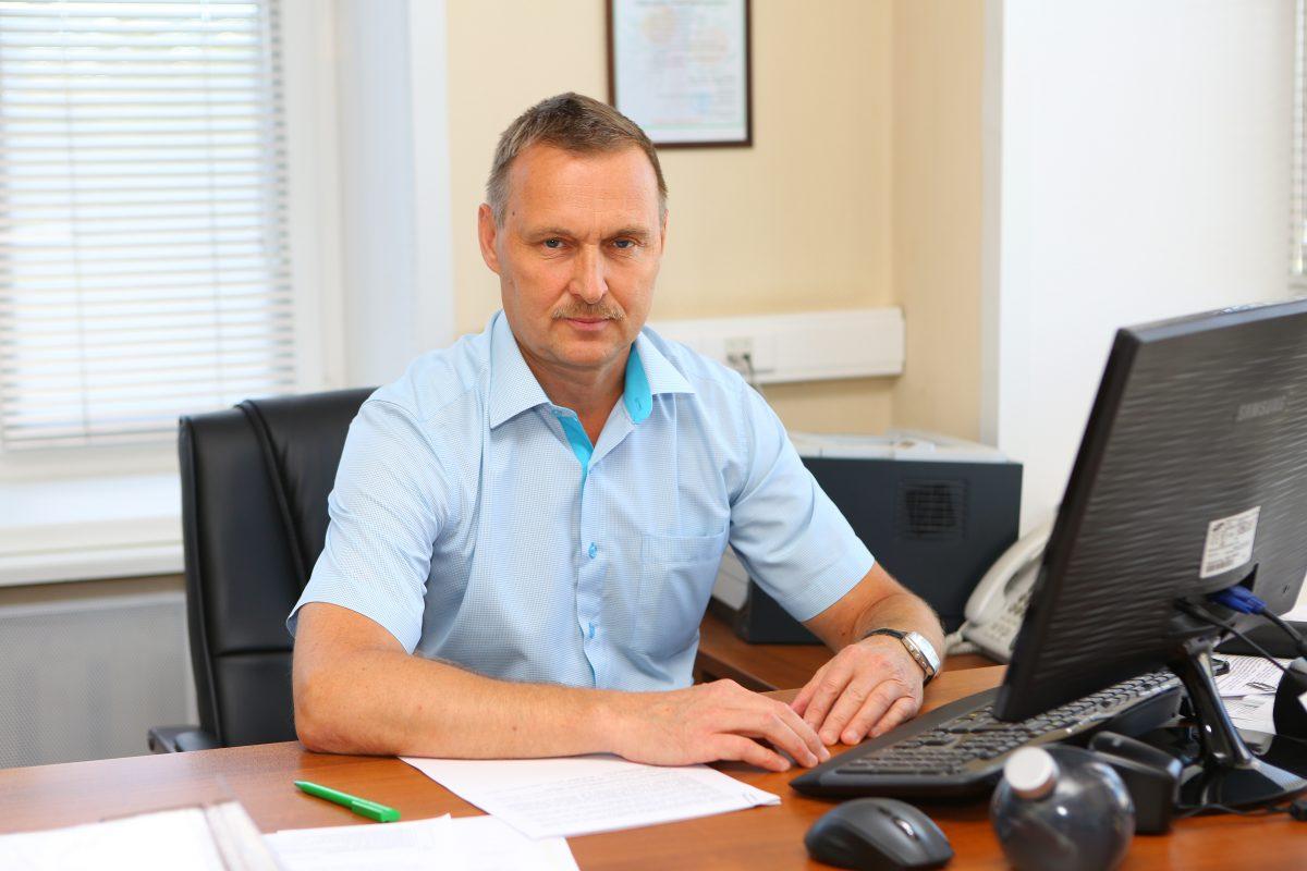 Владимир Шацков назначен и.о. гендиректора Нижегородского водоканала