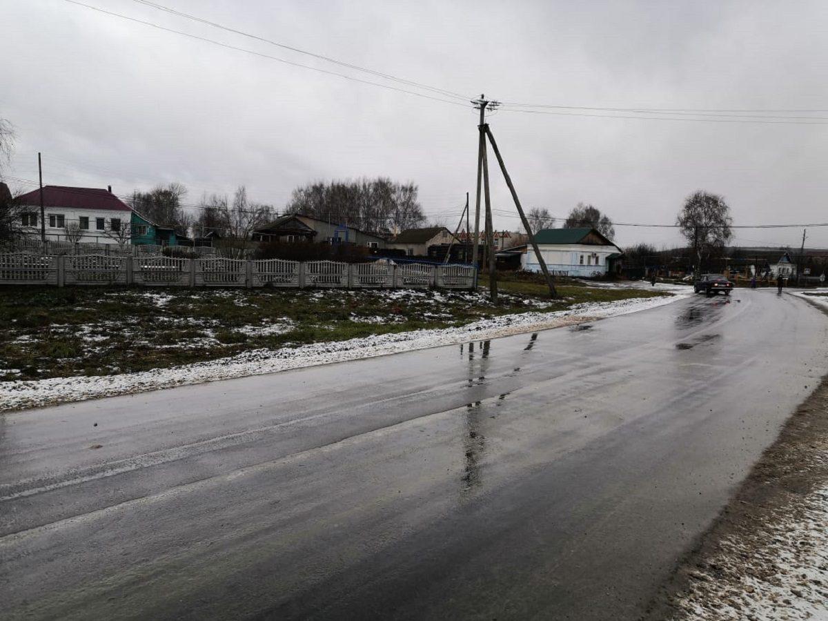 3 км дороги Красный Бор – Малиновка отремонтировали в Шатковском районе