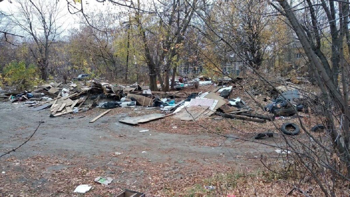 Несанкционированную свалку вчерте Нижнего Новгорода планируют ликвидировать вдекабре