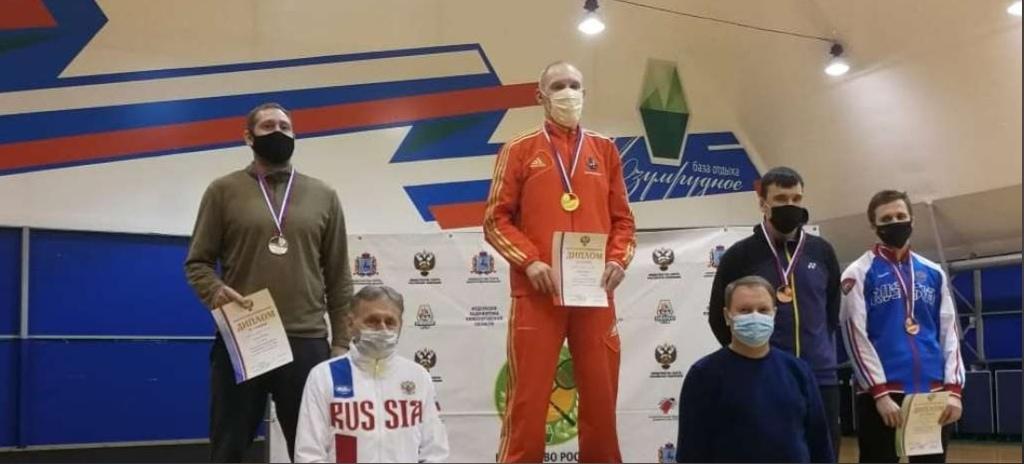 Нижегородские спортсмены завоевали три медали на чемпионате России по бадминтону среди глухих