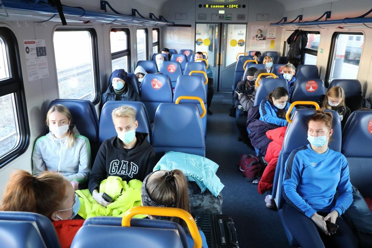 В34 районах Нижегородской области новых случаев заражения COVID-19 невыявлено
