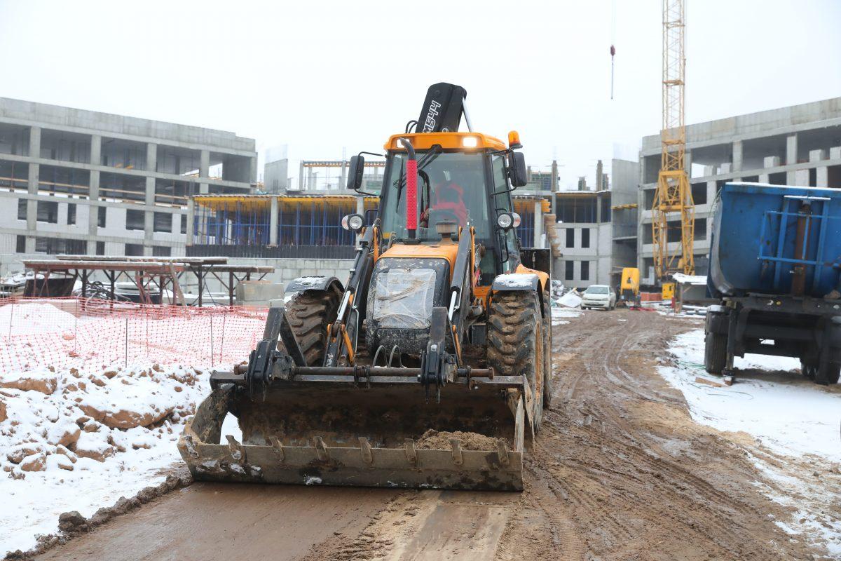 ВНижегородской области создан оперативный штаб для более эффективной реализации нацпроекта «Жильё игородская среда»