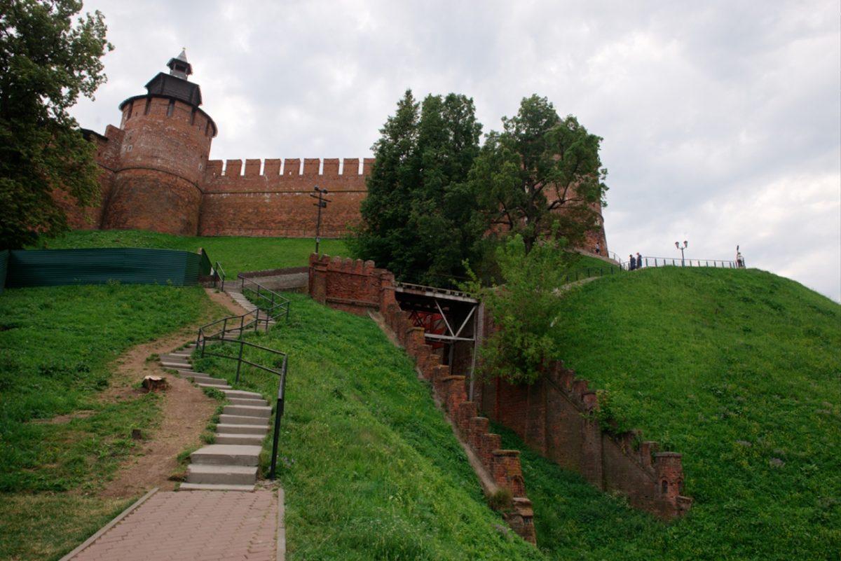 Фуникулёр в Нижегородском кремле планируют построить к 15 августа