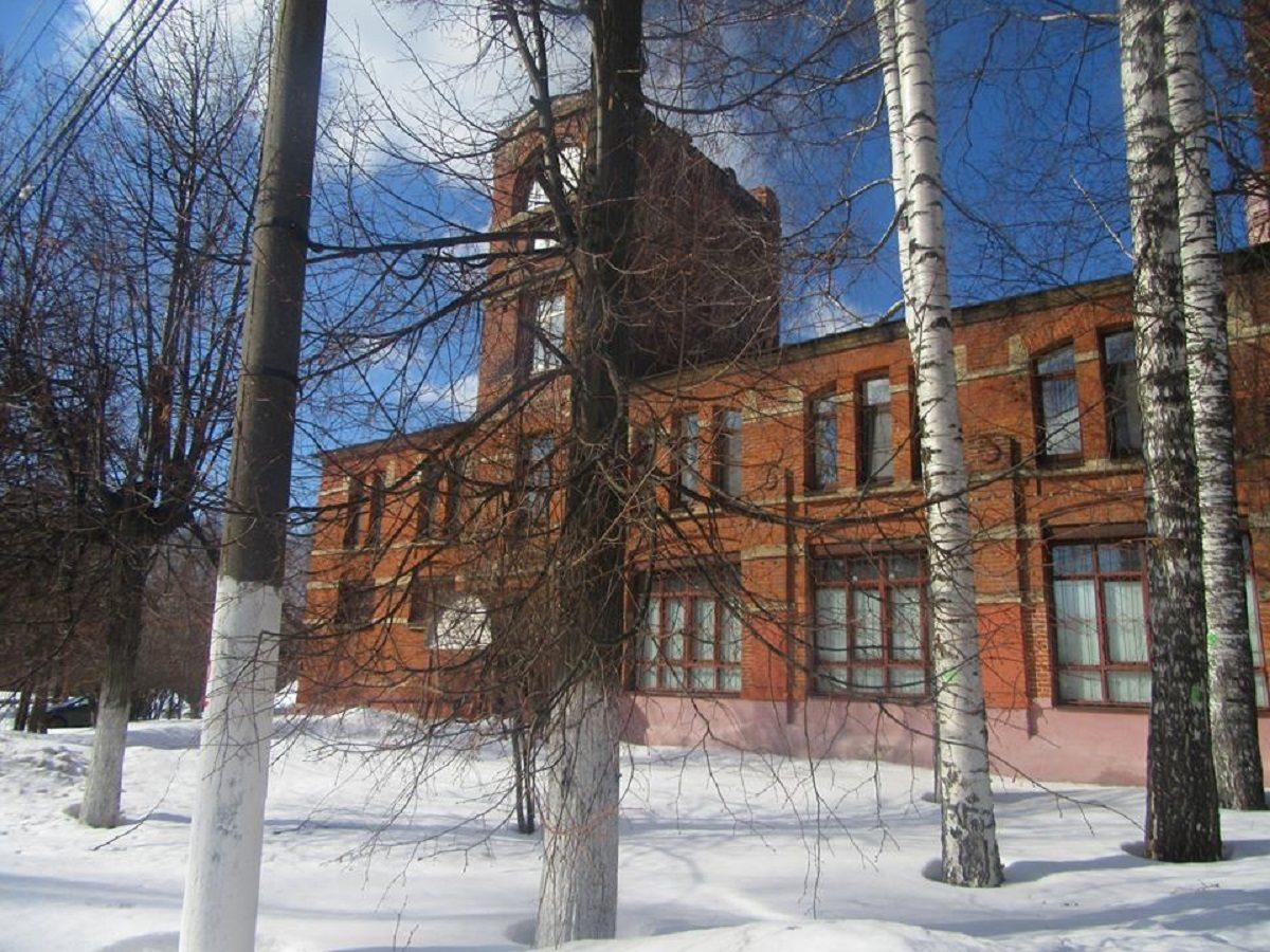 Психоневрологическую больницу №1 имени П.П. Кащенко перепрофилировали для коронавирусных больных