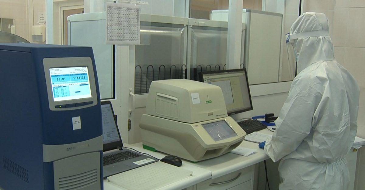 Нижегородский СПИД-центр закупил автоматический прибор для выделения нуклеиновых кислот