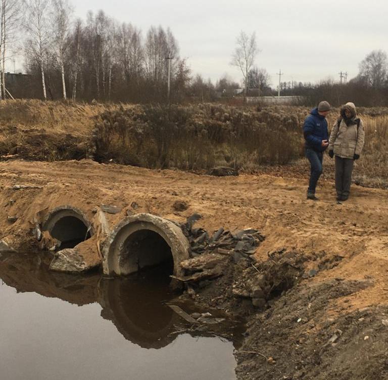 Жители борского села Большое Пикино пожаловались на лесопилку, сжигающую отходы