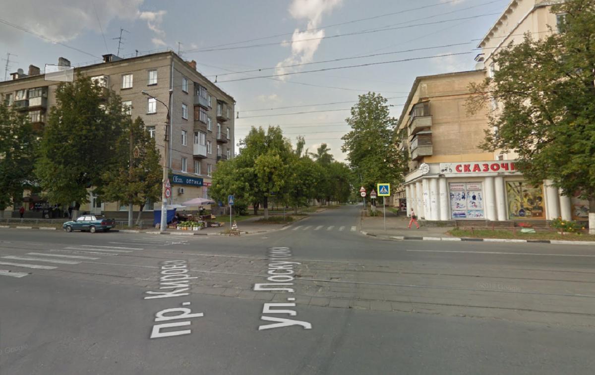 Движение автомобилей на улице Лоскутова ограничат 22 ноября