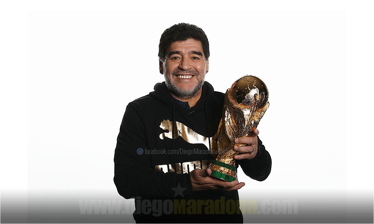 Умер экс-футболист сборной Аргентины Диего Марадона