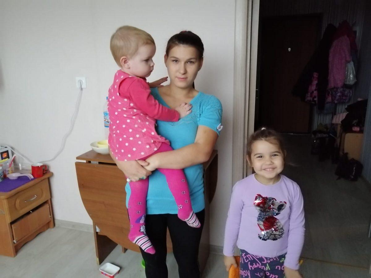 Матери-одиночке из Дзержинска дали квартиру после обращения к президенту