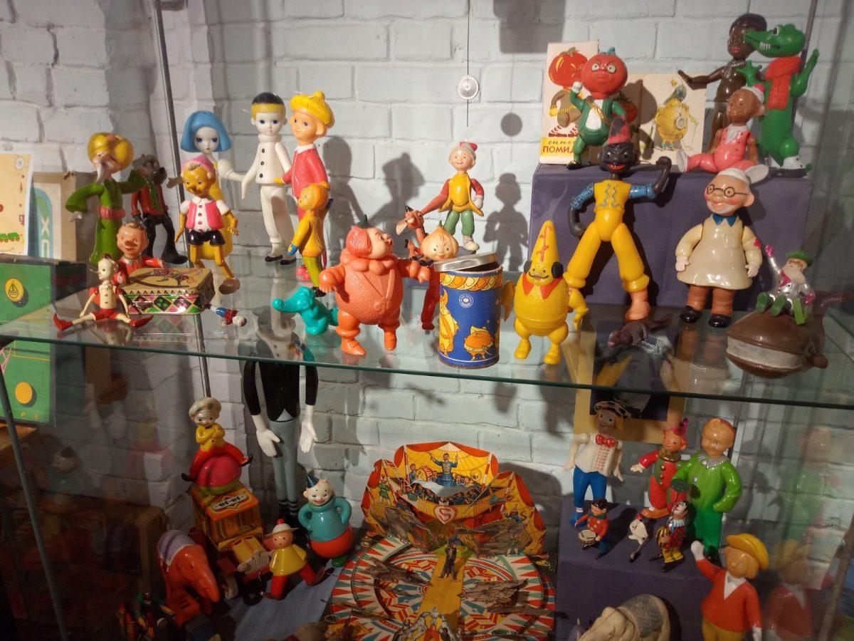 Нижегородский музей советской игрушки обновил экспозицию после ремонта