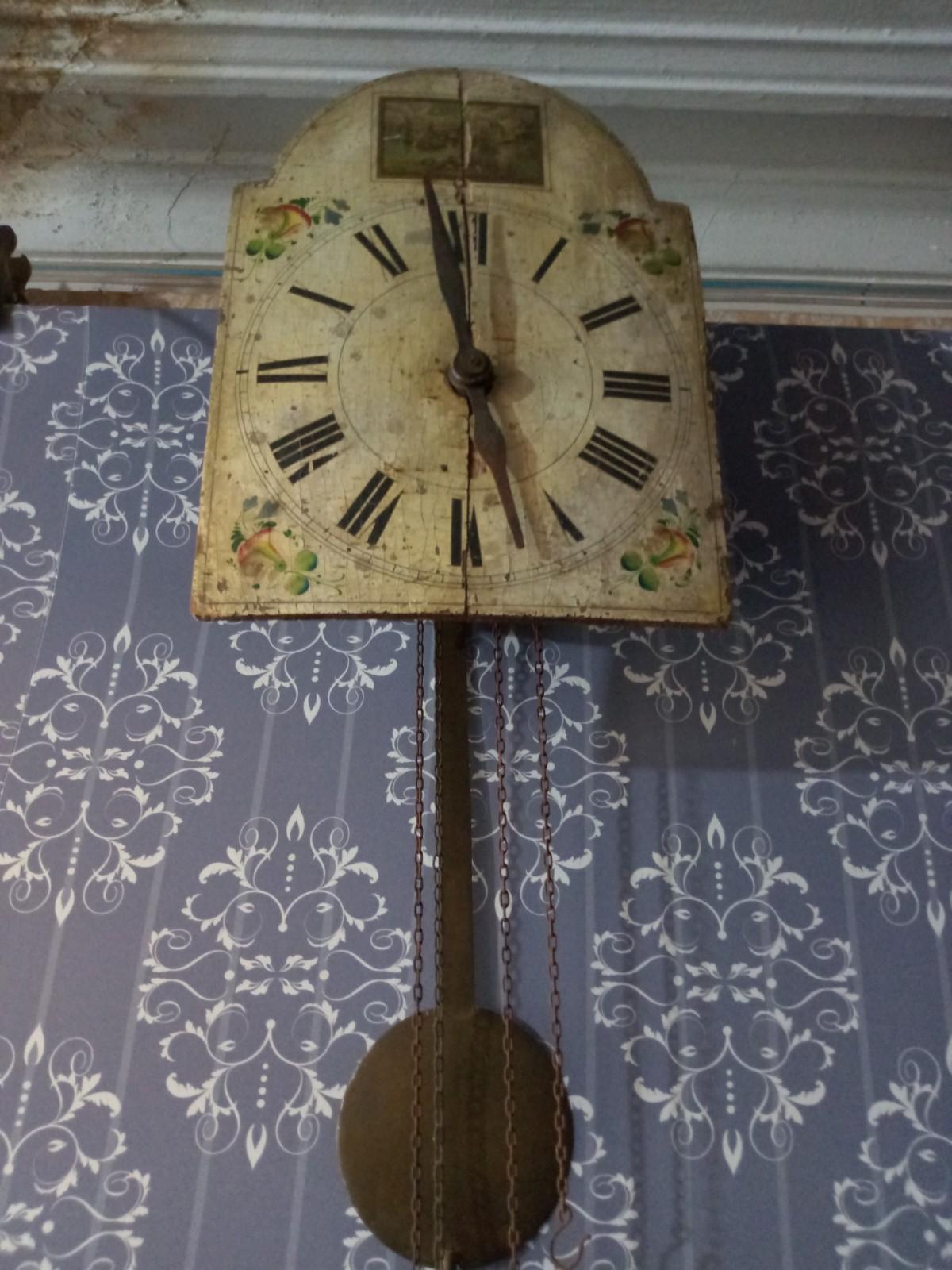 музей свердловых часы